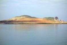 Het eiland van het Oog van Ierland ` s Stock Afbeelding