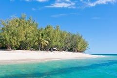 Het eiland van het paradijs royalty-vrije stock afbeelding