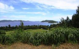 Het eiland van het paradijs Stock Fotografie