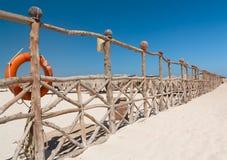 Het Eiland van het paradijs in Egypte Royalty-vrije Stock Afbeelding