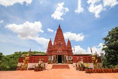 Het eiland van Hinsorn, Koh Hin Sorn, Satun, ThailandWAT-PA SIRI WATTANA WISUT, NAKHON SAWAN, THAILAND Royalty-vrije Stock Foto's