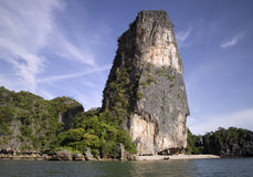 Het eiland van James Bond Stock Fotografie