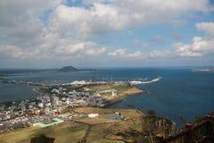 Het Eiland van Jeju Stock Afbeeldingen