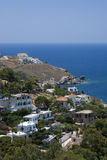 Het eiland van Kalymnos Stock Fotografie