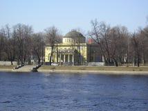 Het Eiland van Kamenny Stock Afbeelding