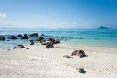 Het eiland van Khai Stock Foto