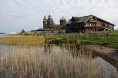 Het Eiland van Kizhi Stock Fotografie