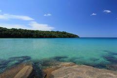 Het eiland van Kood in Thailand Royalty-vrije Stock Afbeeldingen
