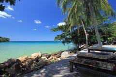 Het eiland van Kood in Thailand Stock Afbeelding