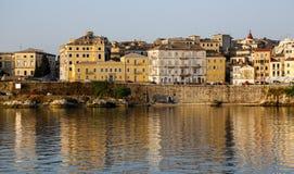 Het eiland van Korfu Royalty-vrije Stock Foto