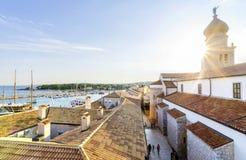 Het Eiland van Krk, Kroatië Stock Afbeelding