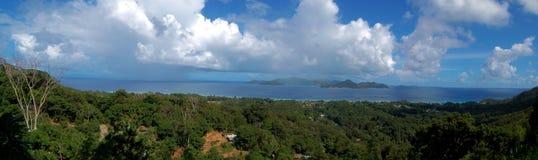 Het eiland van La Digue Royalty-vrije Stock Afbeelding