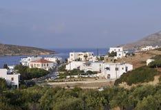 Het Eiland van Lipsi, Griekenland royalty-vrije stock afbeeldingen