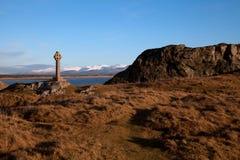 Het Eiland van Llandwyn royalty-vrije stock afbeelding