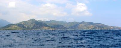 Het Eiland van Lombok Stock Foto