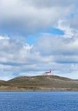 Het eiland van Magdalena royalty-vrije stock afbeelding