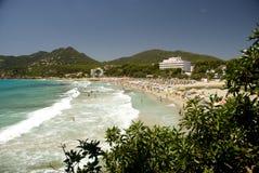 Het Eiland van Mallorca Stock Foto's