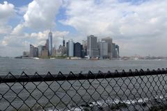 Het Eiland van Manhattan royalty-vrije stock afbeeldingen
