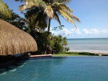 Het eiland van Mozambique Stock Afbeeldingen