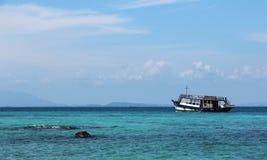 Het Eiland van MunNork, Thailand Royalty-vrije Stock Foto
