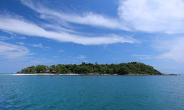 Het Eiland van MunNork, Thailand Royalty-vrije Stock Afbeeldingen