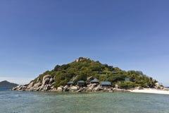 Het eiland van Nangyuan Stock Afbeelding