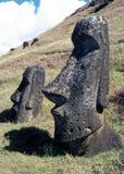 Het eiland van Pasen Stock Foto