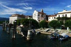 Het eiland van Pescatore Royalty-vrije Stock Afbeelding