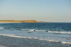 Het eiland van Phillip in Melbourne stock afbeelding