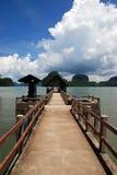 Het Eiland van Phuket, Thailand Royalty-vrije Stock Foto's