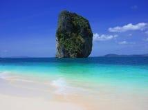 Het eiland van Poda Royalty-vrije Stock Foto