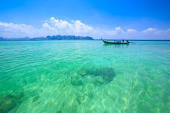 Het eiland van Poda Royalty-vrije Stock Foto's