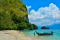 Het eiland van Poda Royalty-vrije Stock Afbeeldingen