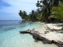 Het eiland van San Blas Royalty-vrije Stock Afbeelding