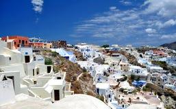 Het Eiland van Santorini royalty-vrije stock foto's