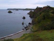 Het eiland van Shikotan (Rusland) Royalty-vrije Stock Foto