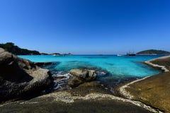 Het eiland van Similan Royalty-vrije Stock Foto's
