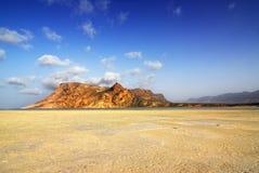 Het eiland van Socotra stock afbeeldingen