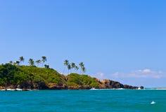 Het eiland van Sri Lanka Stock Foto's