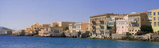 Het eiland van Syros Royalty-vrije Stock Foto's