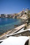 Het eiland van Syros Royalty-vrije Stock Foto