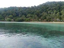 Het eiland van Thailand Stock Afbeelding