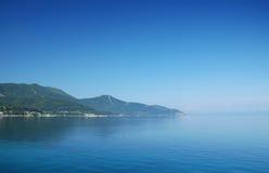 Het eiland van Thassos Stock Fotografie