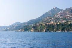 Het eiland van Zakynthos in Griekenland stock afbeelding
