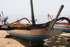 Het eilandboot van Bali Royalty-vrije Stock Fotografie