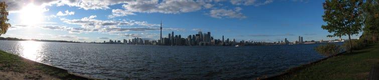 Het Eilandmening van Toronto Stock Foto