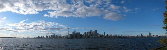 Het Eilandmening van Toronto Royalty-vrije Stock Foto's