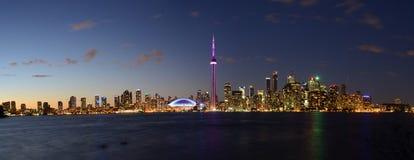 Het Eilandmening van Toronto Royalty-vrije Stock Afbeeldingen