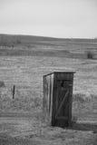 Het Einde van de Rust van de prairie Royalty-vrije Stock Foto