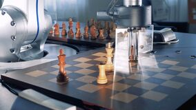 Het einde van schaakspel tussen mens en computer